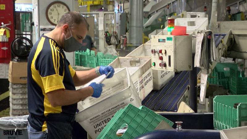 Cleaning protocols have been enhanced after a worker at the U.S. Postal Service's Honolulu mail...