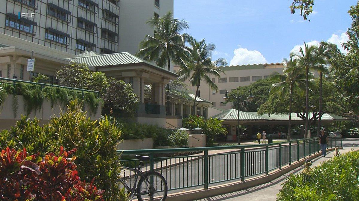 Queen's Medical Center