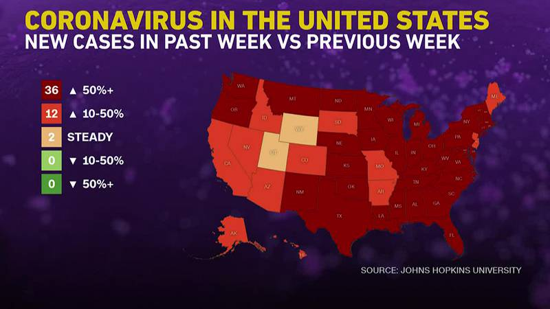 Federal and local officials taking a harder line in the fight against Covid-19. (Source: CNN...