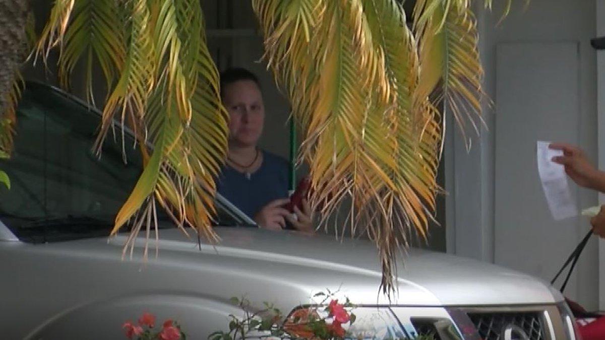 Former deputy city Prosecutor Katherine Kealoha was seen packing out of a Hawaii Kai home...