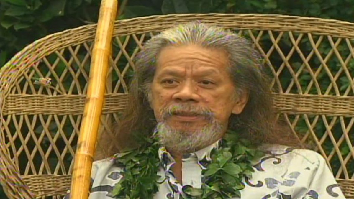 Nathan Kalama died recently at the age of 73.
