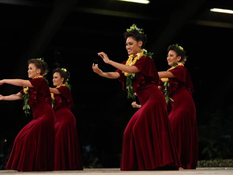 Hālau Ka Liko Pua O Kalaniākea 2019 Merrie Monarch Hula ʻAuana