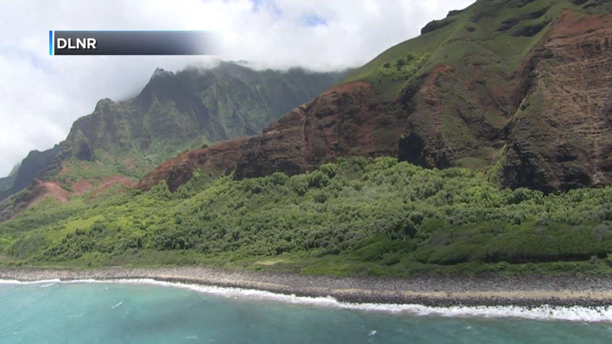 Na Pali Coast, Kauai.