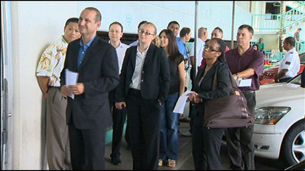 Dozens of Waikiki workers are in limbo as M Waikiki & Marriott International struggle for...