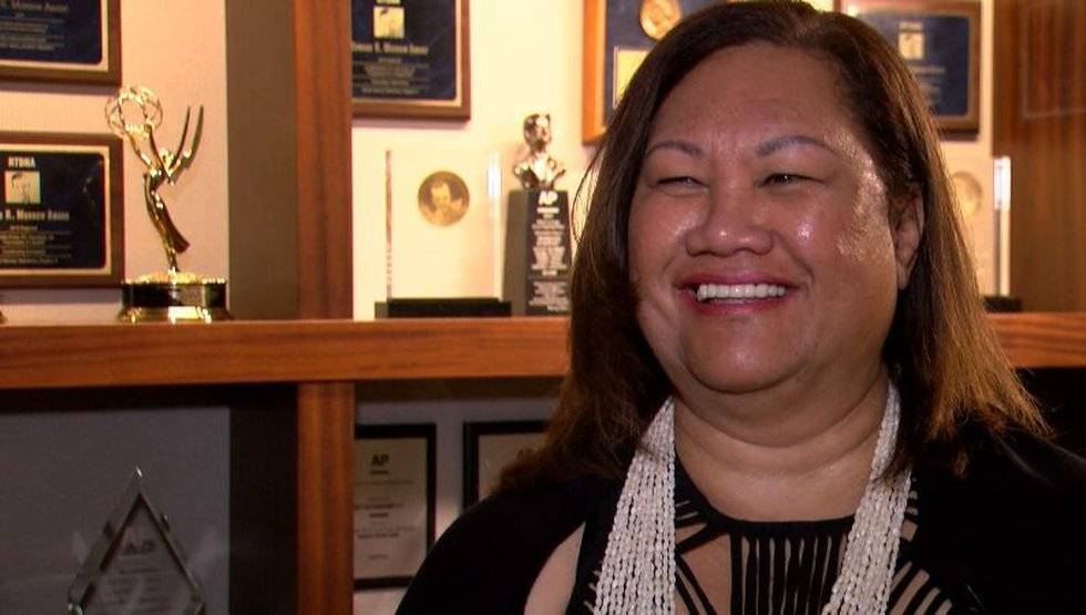 Dr. Kuuipolani Kanahele Wong is part of a movement to save the Niihau dialect. (Image: Hawaii...