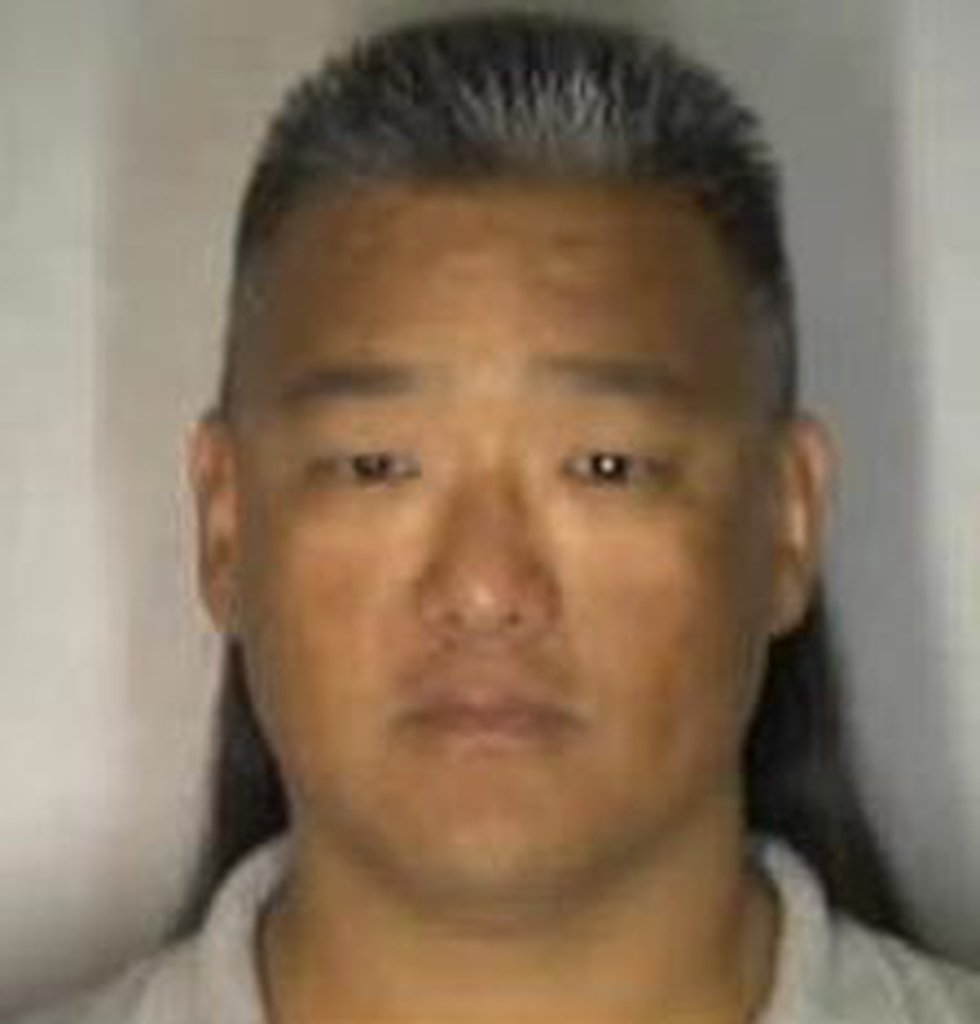 Previous mugshot of Mark Char from 2013 incident (Image: Hawaii News Now/file)