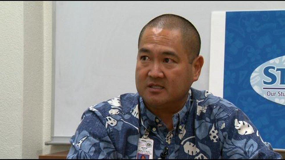 Deputy Superintendent Ronn Nozoe, DOE