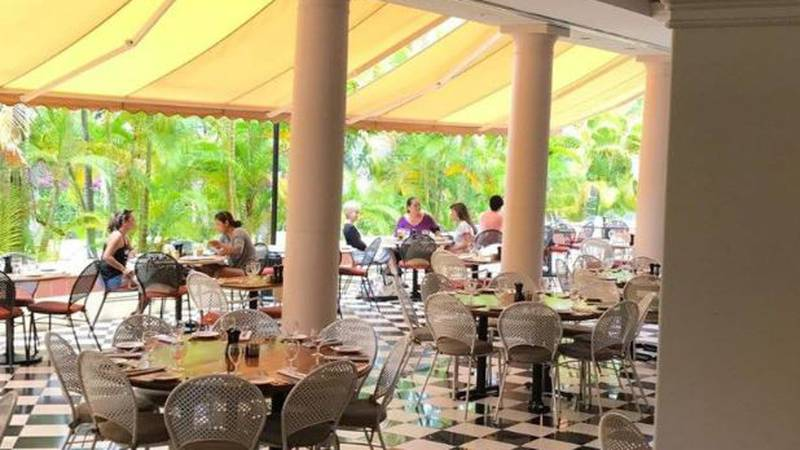 Without many tourists on Maui, Longhi's in Wailea has been closed since March.