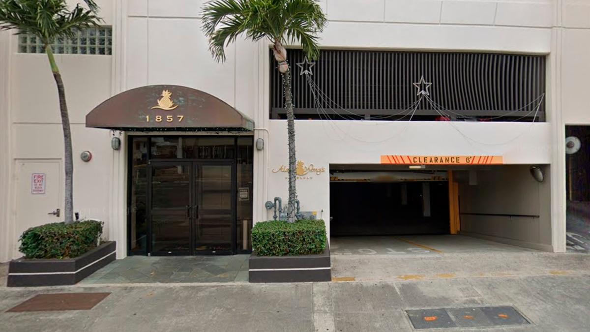 Alan Wong's restaurant along King Street closing for good.