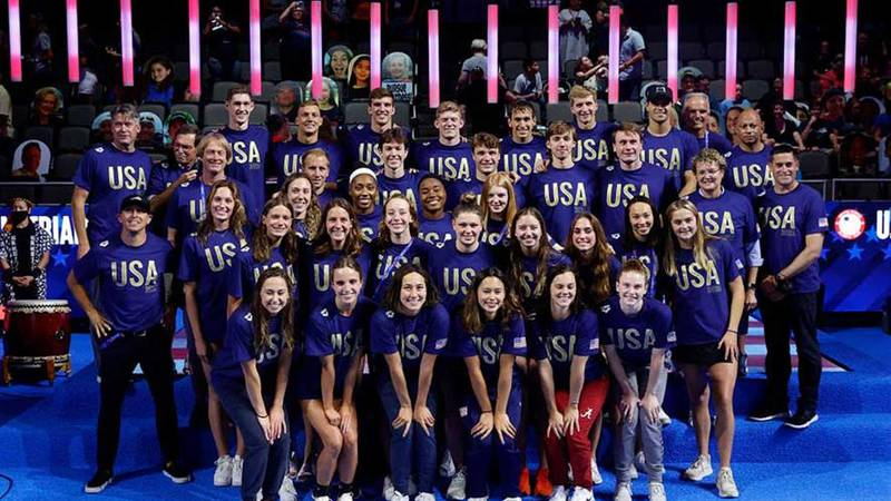 With the US Olympic Team Trials wrapping up last weekend, the US Swim team announced that they...