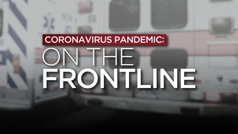 Coronavirus Pandemic: On The Frontline