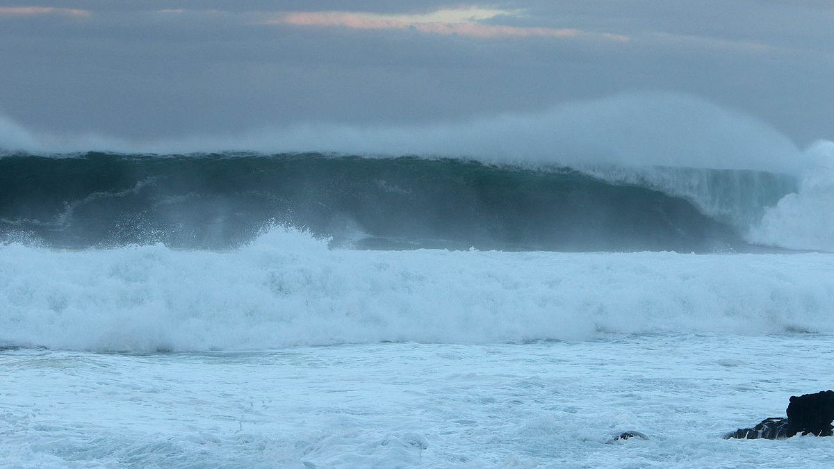 Strong high pressure will generate rising surf for east shores of most of the islands.