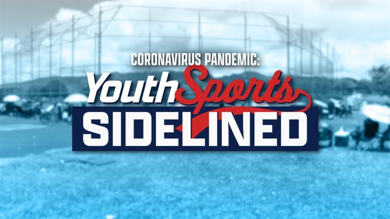 Coronavirus Pandemic: Youth Sports Sidelined