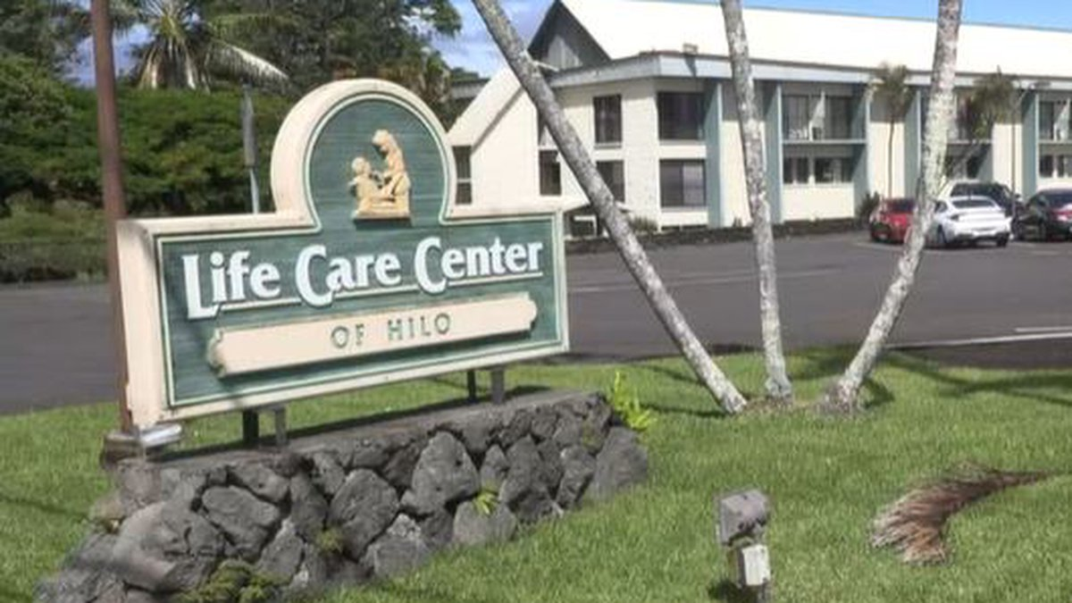 The nursing facility said 95% of its residents and 80% of its associates are vaccinated.