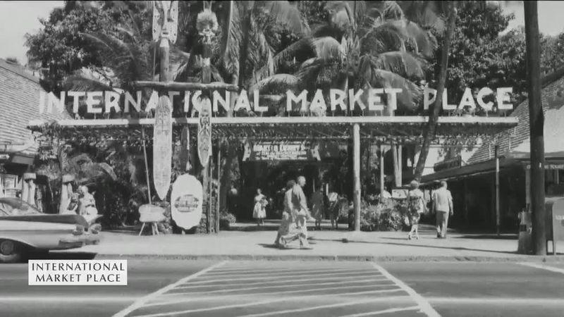 Talk Story Fast Kine: International Market Place