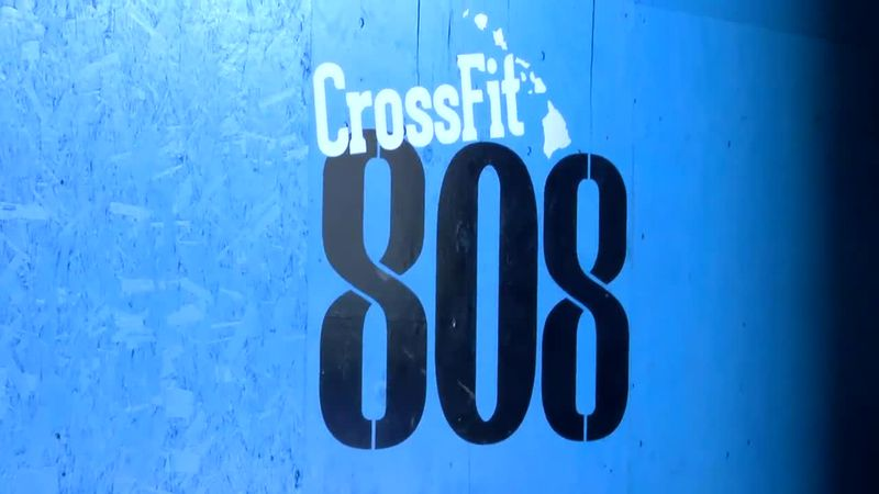 CrossFit 808 competed in 2021 Atlas Games with hopes to advance to CrossFit Games