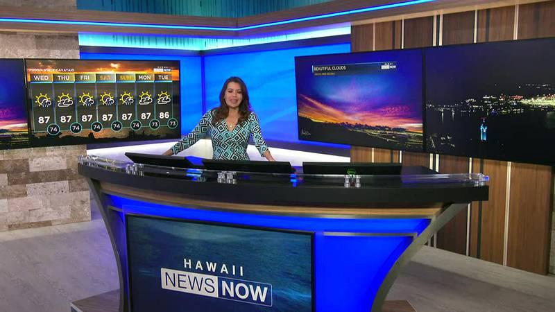 Tuesday Weather - Meteorologist Jennifer Robbins