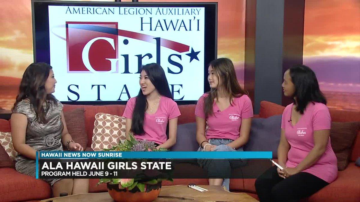 ALA Hawaii State Girls