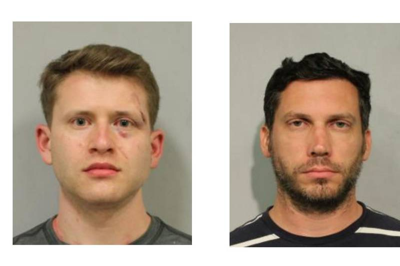 31-year-old Alexander Germany-Wald, of Boston, Massachusetts, and 37-year-old Benjamin Fleming,...