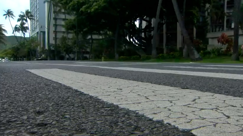 Hawaii streets have been fairly empty following orders for residents to stay at home.