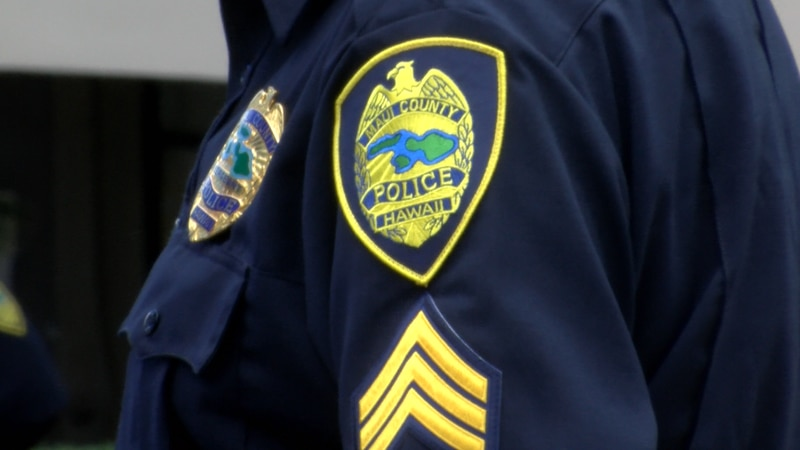 Applications are being accepted for Maui's next police chief.