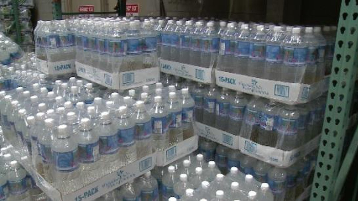 Water bottles may be among the items banned in Hawaii.