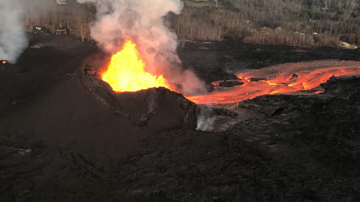 While sulfur dioxide emissions from Kilauea's summit are on the decline, volcanic gas emissions...