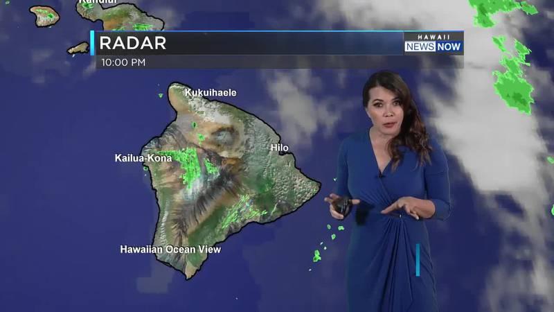 Tracking slower winds Tuesday into Wednesday; Meteorologist Jennifer Robbins