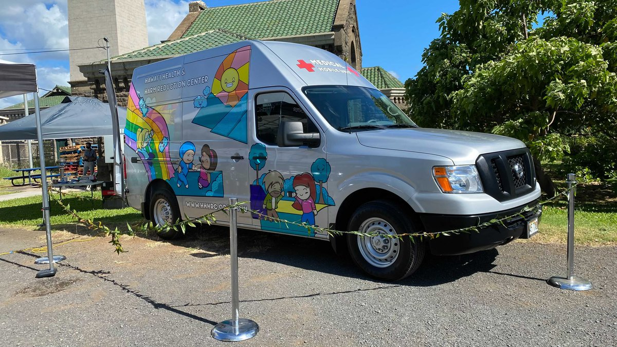 The mobile medical unit will provide services for underserved communities who are not currently...