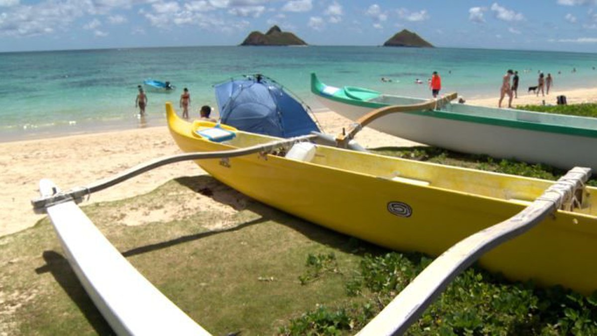Boat owners got a temporary reprieve on Lanikai, but it's unclear how long it will last....