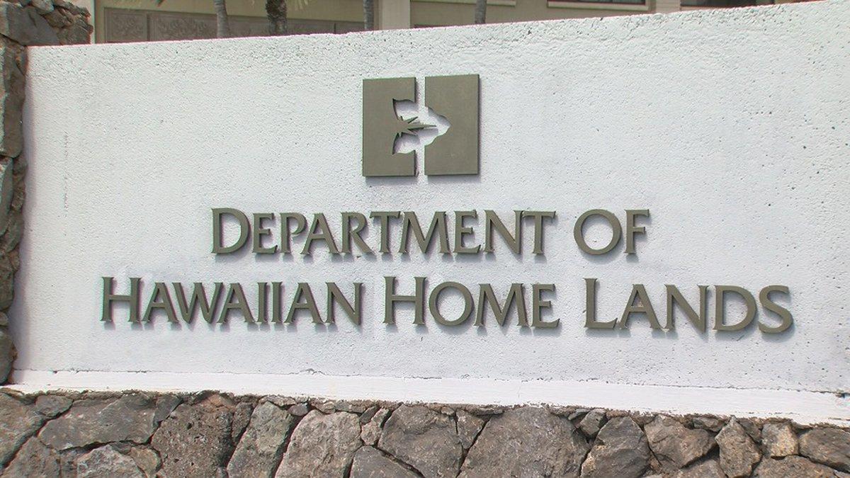Department of Hawaiian Home Lands