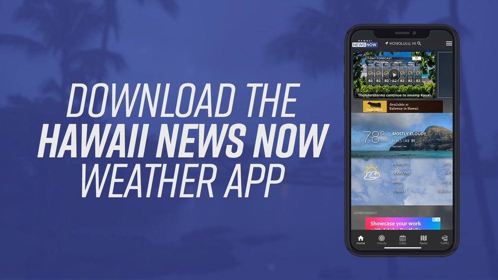 Download HNN's weather app for everything you need to plan your day.