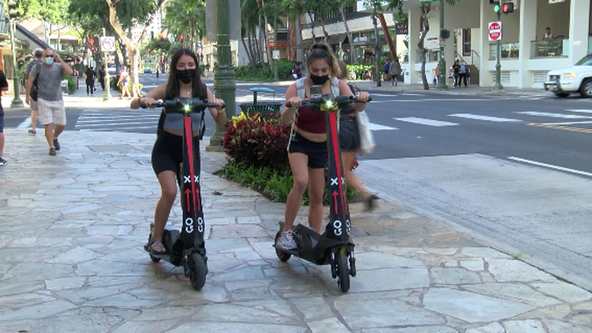 House Bill 147 would create a new category specifically for e-scooters