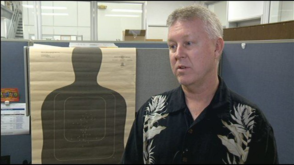Bill Richter, President of Lessons in Firearms Education (LIFE)