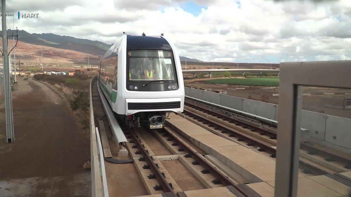 Honolulu rail