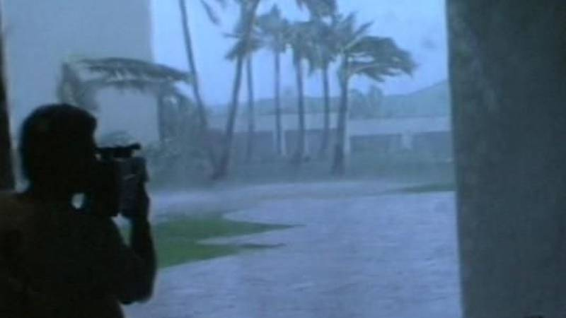 Hurricane Iniki remains the most destructive natural disaster to ever hit Hawaii. Here are...