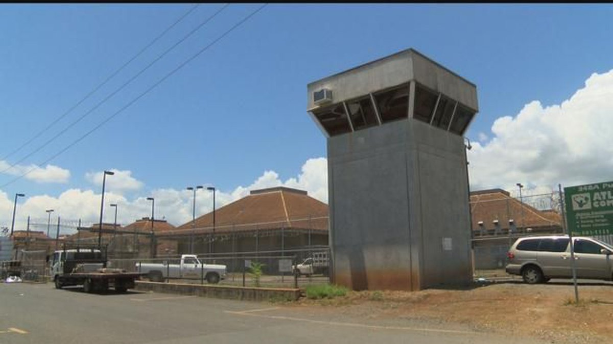 GF Default - It's official. State plans to relocate crowded OCCC to Halawa