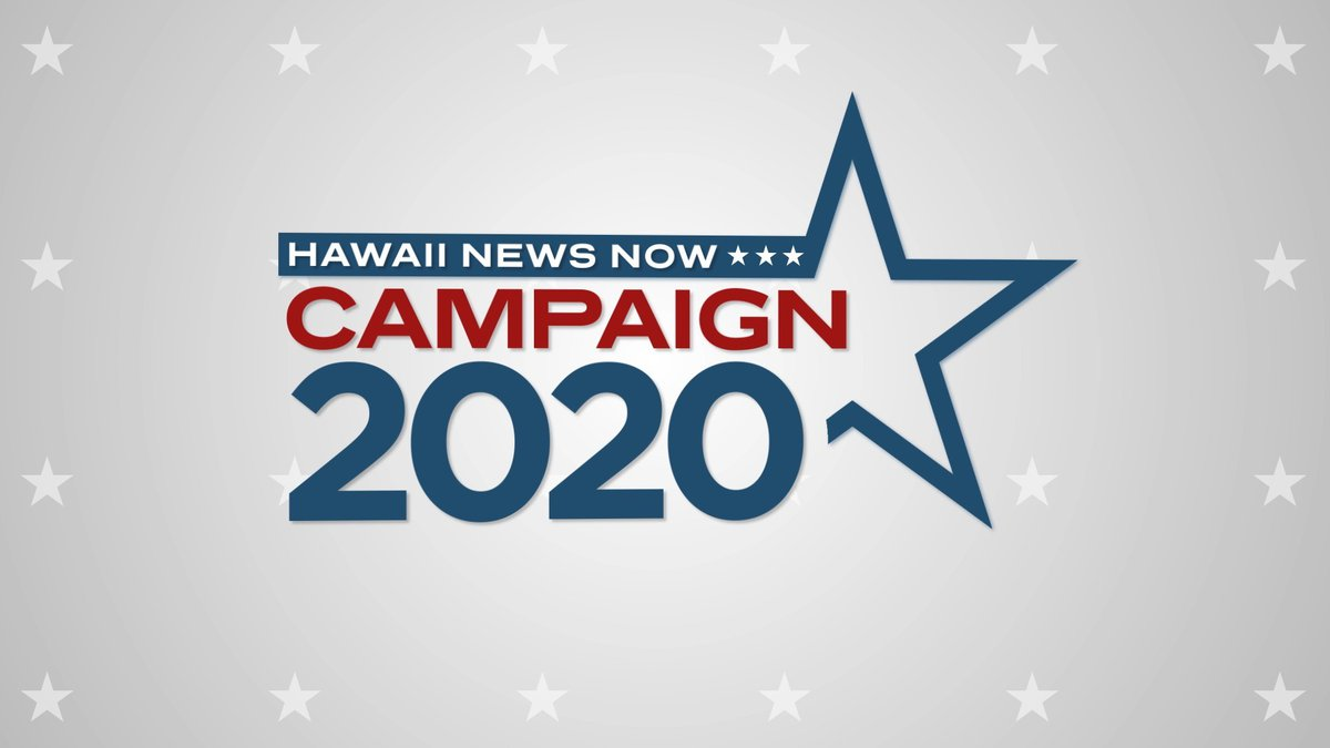 Hawaii's primary election was Saturday, Aug. 8, 2020.
