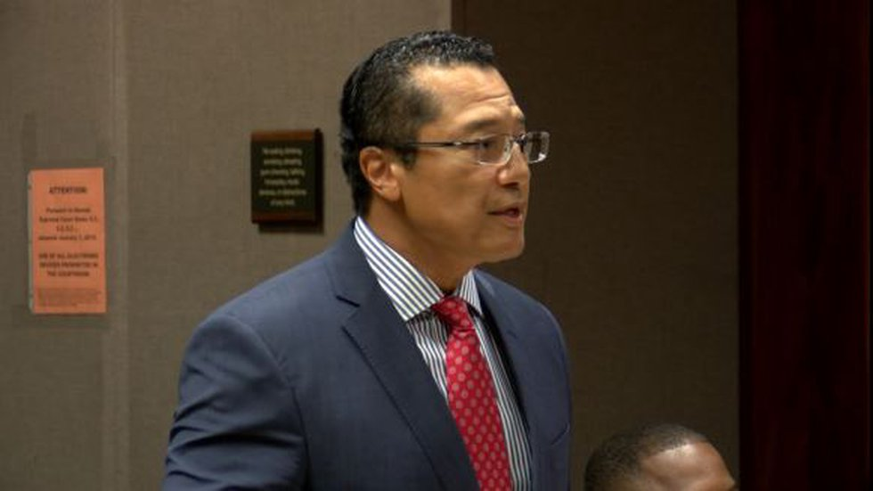 William Harrison, Hawaii Innocence Project attorney