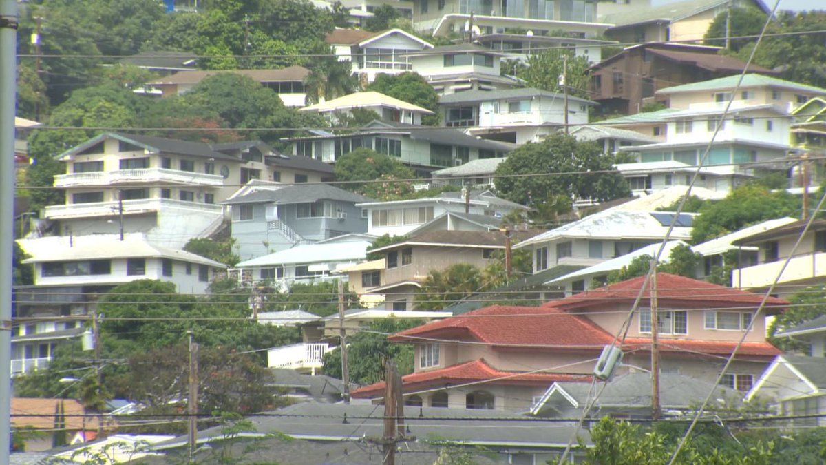 File photo of housing in Hawaii.