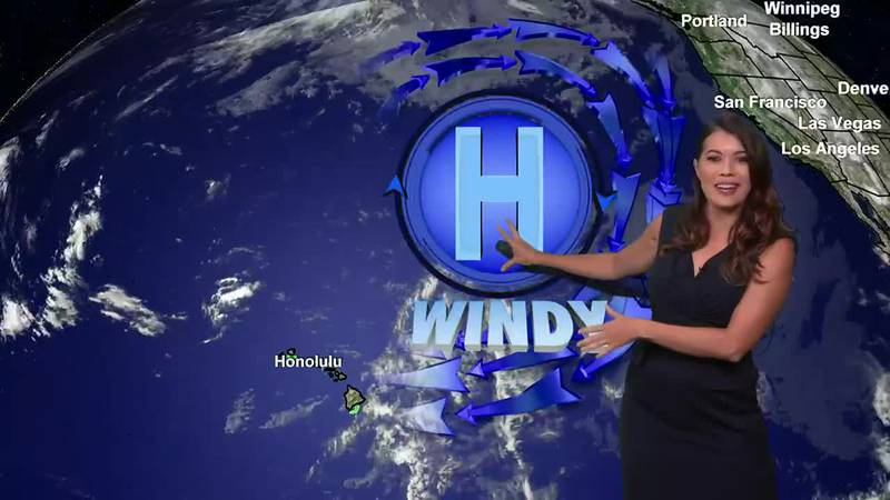 Hold on! Strong trade winds are coming our way