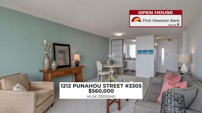 1212 Punahou Street