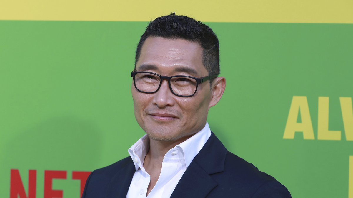 """Daniel Dae Kim arrives at the premiere of """"Always Be My Maybe"""" on Wednesday, May 22, 2019, at..."""