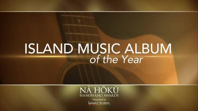 2019 Na Hoku Hanohano Awards: Island Music Album of the Year