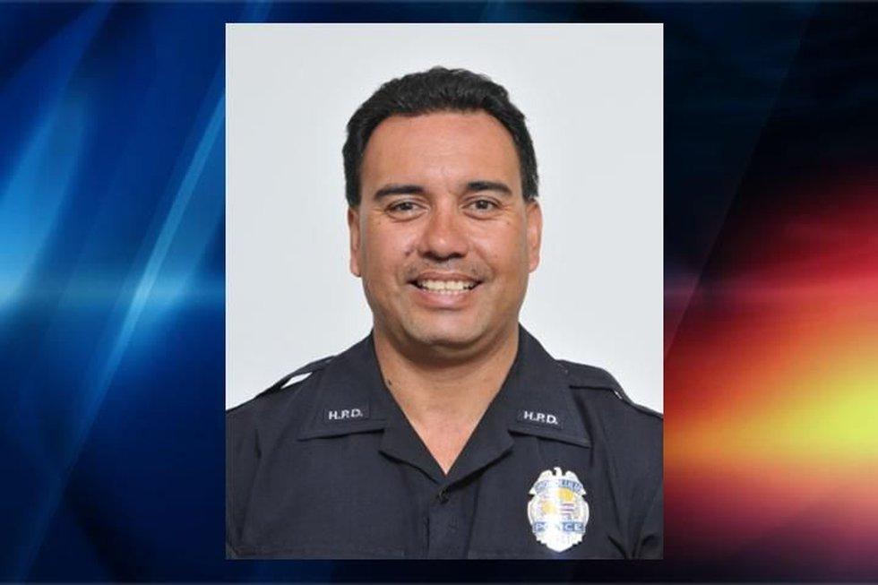 HPD Officer Eric Fontes