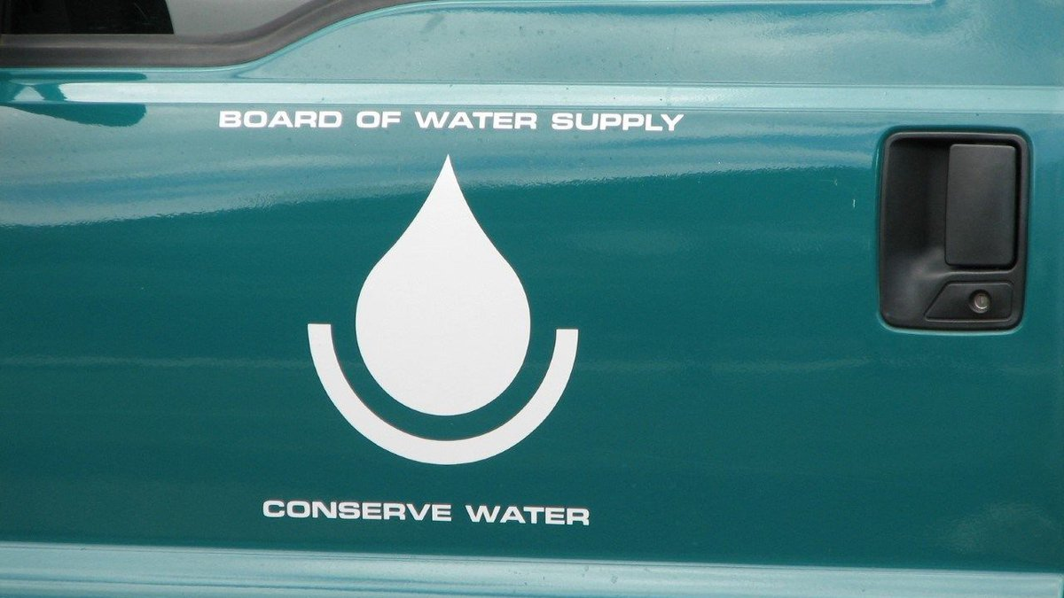 (Imag: Board of Water Supply)