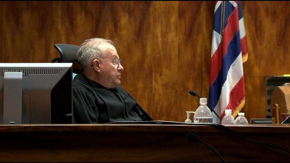Circuit Judge Patrick Border