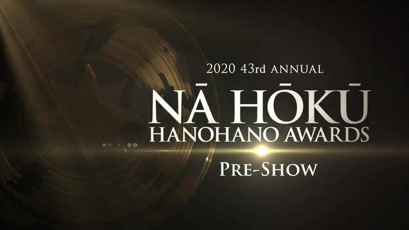 43rd Nā Hōkū Hanohano Awards Pre-show