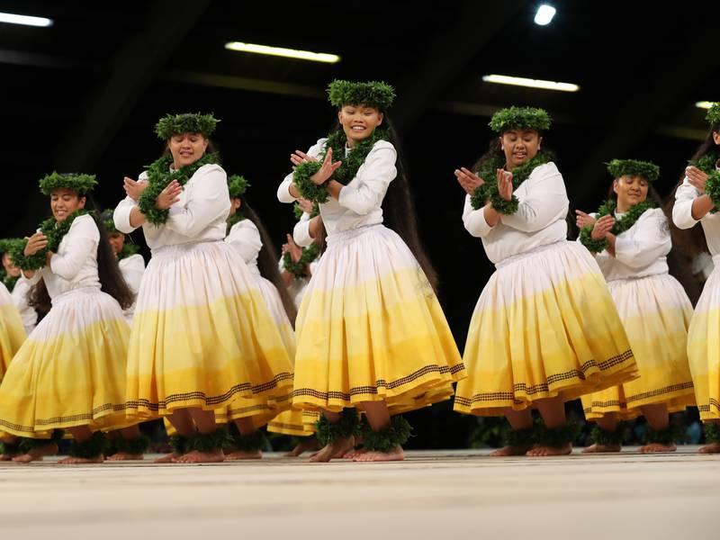 Ka Lā 'Ōnohi Mai O Ha'eha'e 2019 Merrie Monarch Hula Kahiko