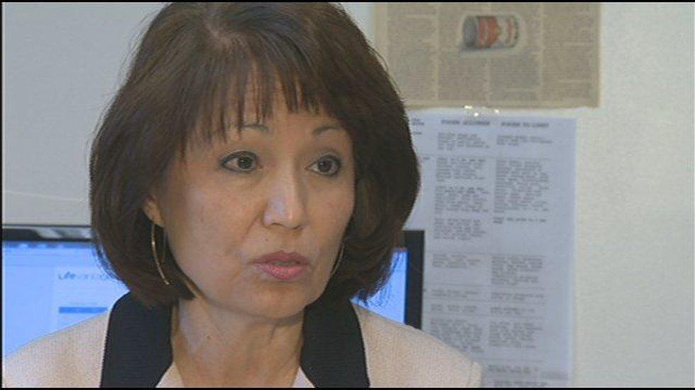 State Sen. Donna Kim